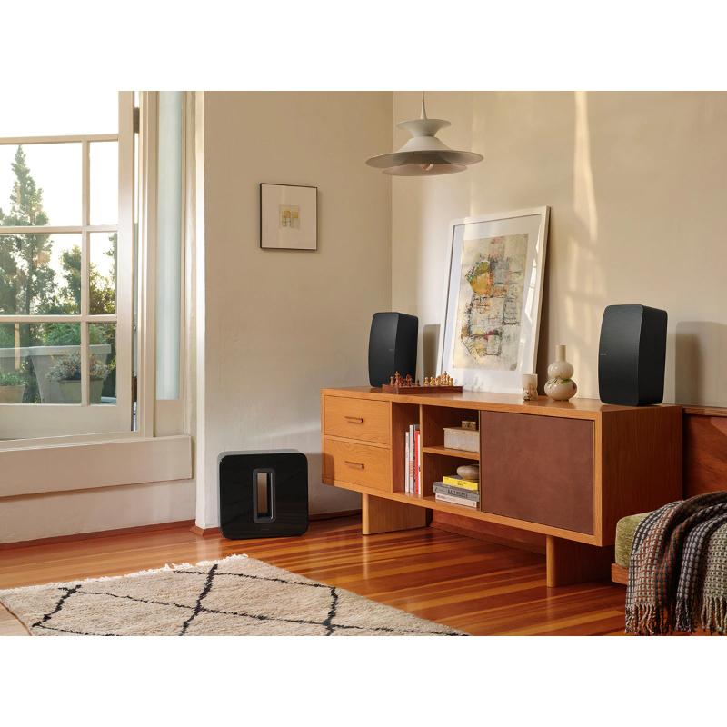 Altavoz Sonos Wi-Fi All-in-one Negro Black SNS-FIVE1EU1BLK