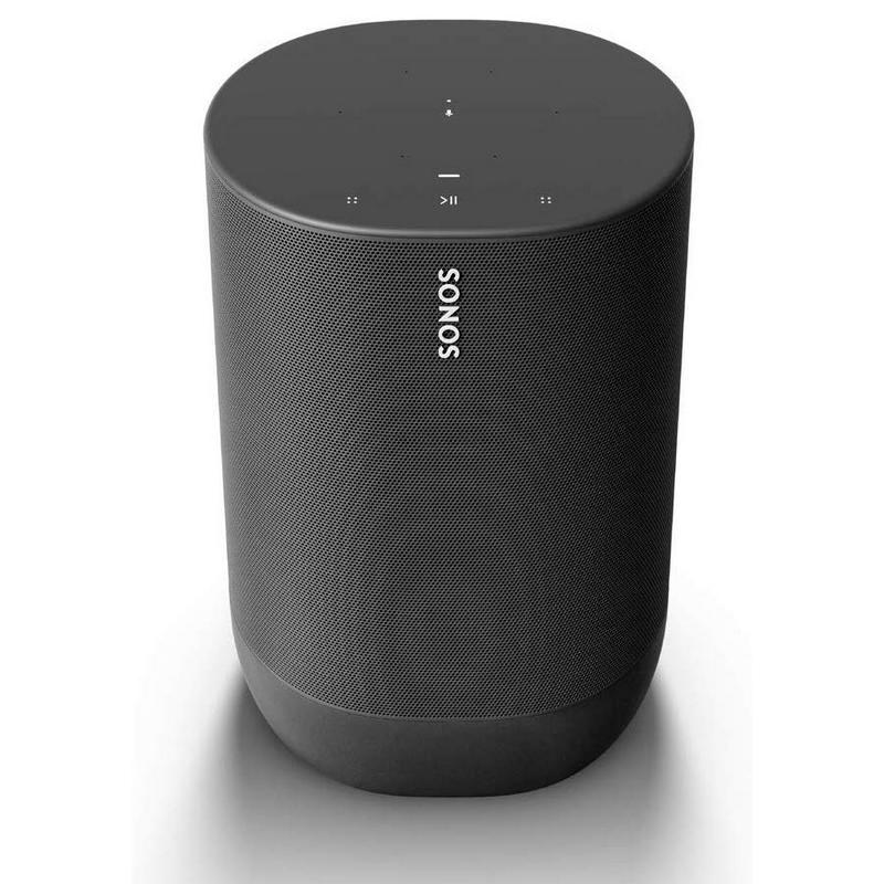 Comprar Altavoz Sonos Inalámbrico Move Negro