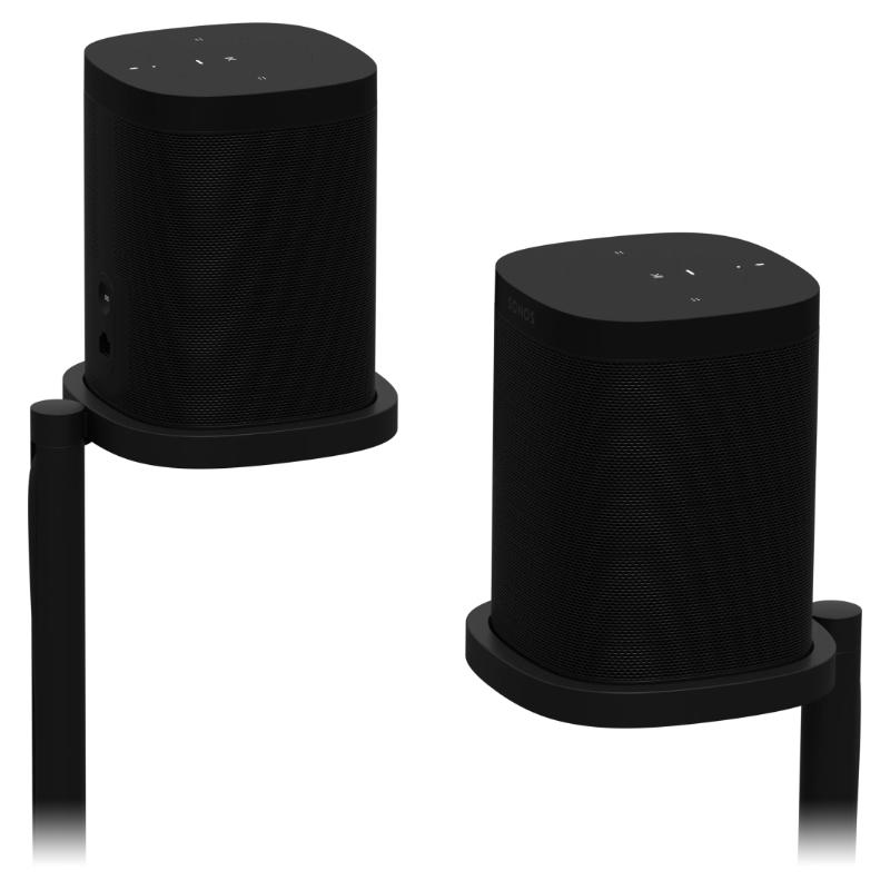 Comprar Soportes Altavoces Sonos One, One SL y Play:1 Black Negro SS1FSWW1BLK