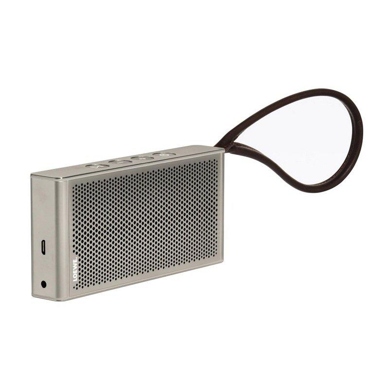 Loewe Klang M1 Altavoz Portátil Bluetooth Plata