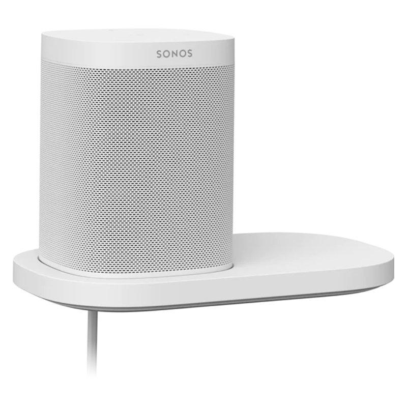 Mejor Precio Soporte Shelf Sonos Blanco