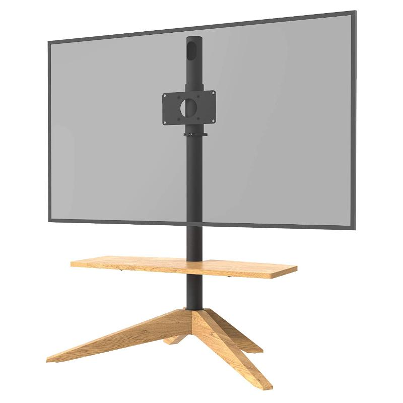 Soporte Suelo Cavus Cross 120 Design CROSS-OAK-P120B-BOXED