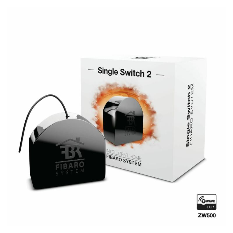 Fibaro domótica FGS-213 ZW5 Single Switch ZW5