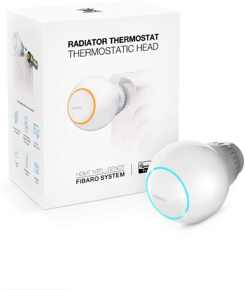 Heat Controller Fibaro FGT-001 ZW5