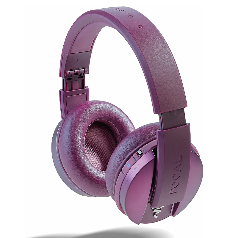 Focal Listen Chic Auriculares Bluetooth Violetas