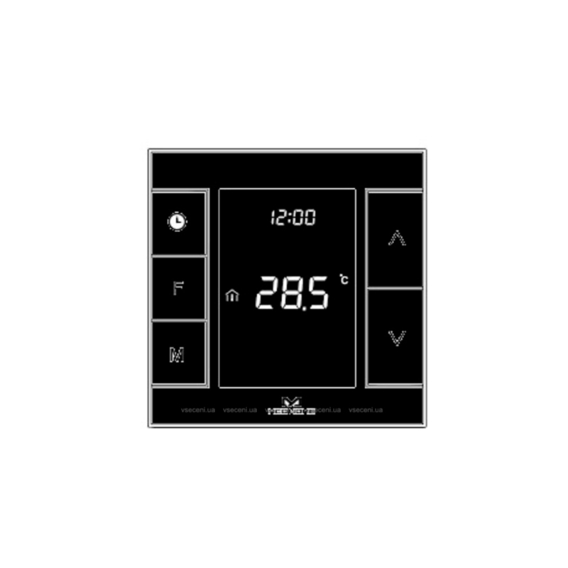 Comprar Control de Calefacción MCOHome MH7H-WH Negro