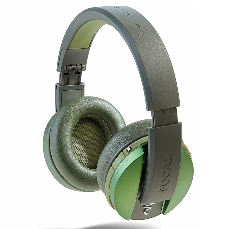 Comprar Online Focal Auriculares Cascos Listen Chic Verdes Olive