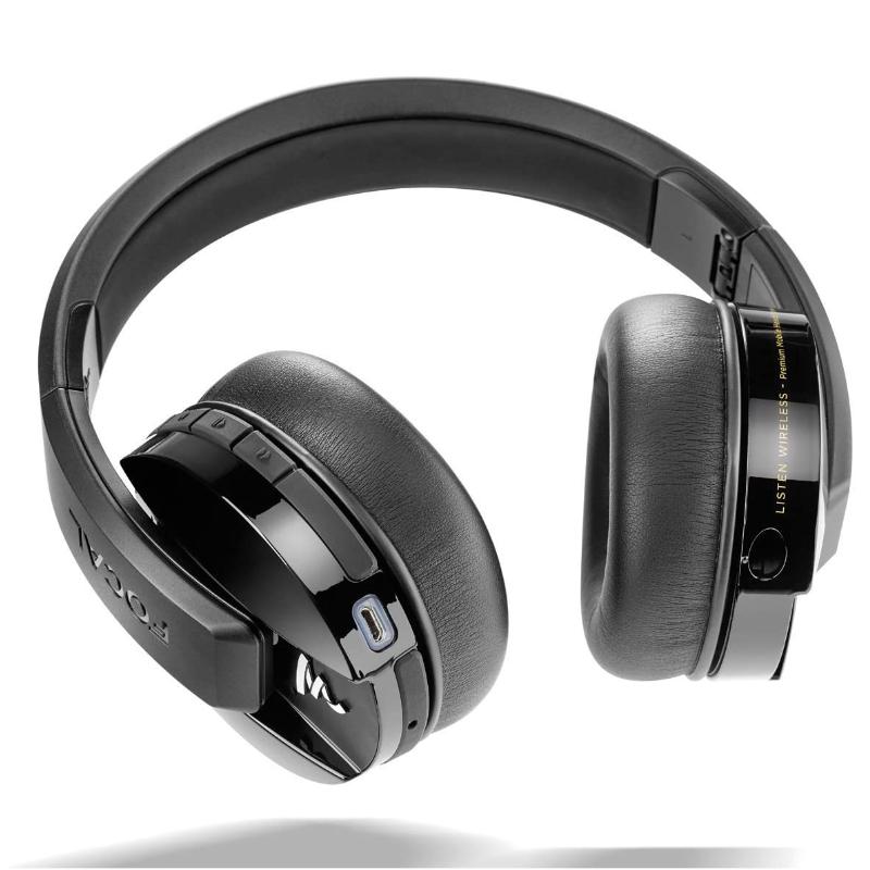Comprar Online Focal Auriculares Listen Wireless Negros