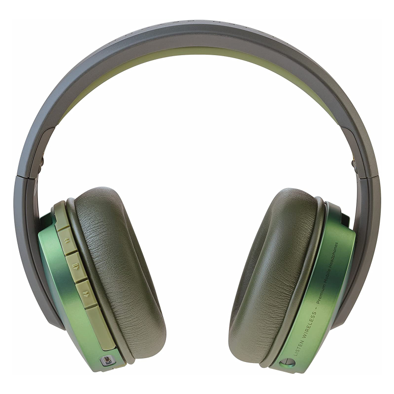 Detalles Características Focal Auriculares Cascos Listen Chic Verdes Verde Oliva