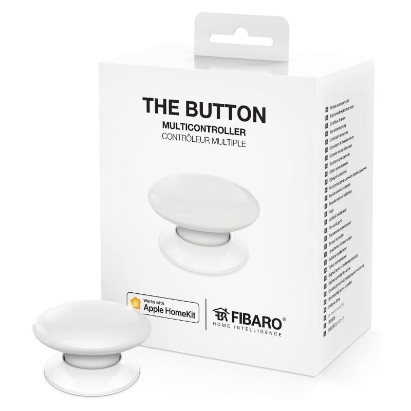 Fibaro Botón blanco FGBHPB-101