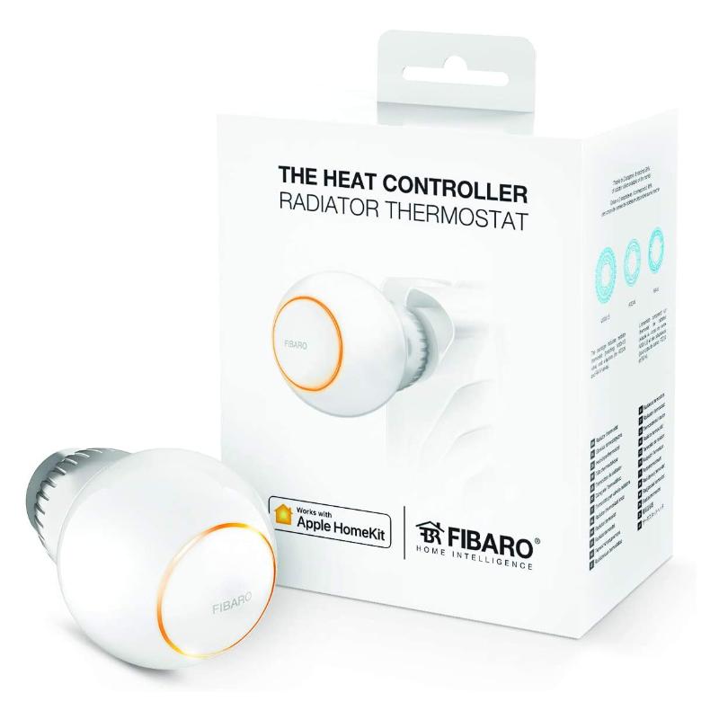 Fibaro Termostato Controlador Calor Starter Kit FGBHT-001