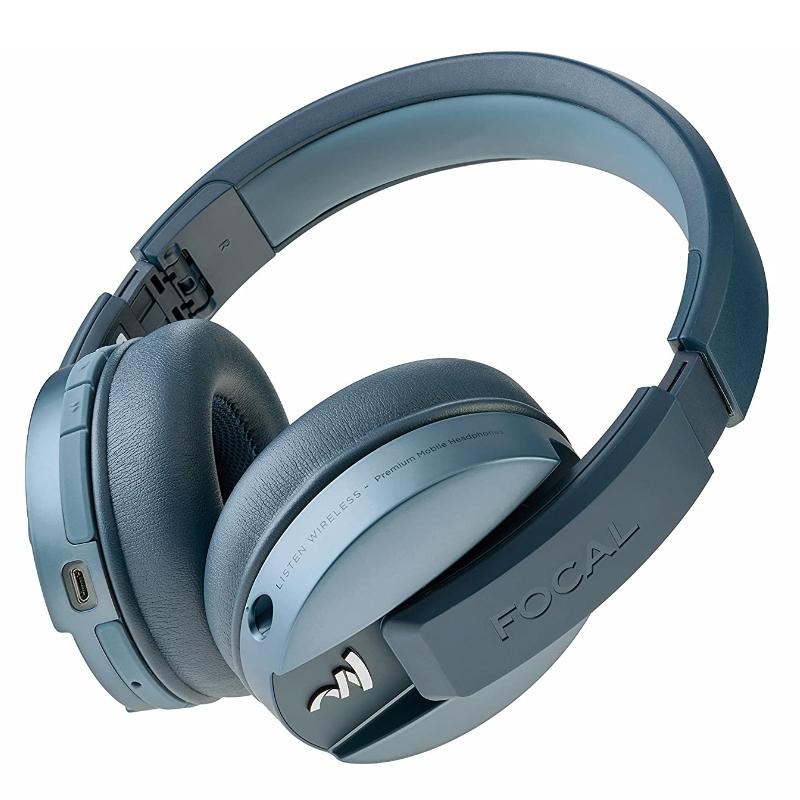 Focal Cascos Auriculares Listen Chic Blue Azules