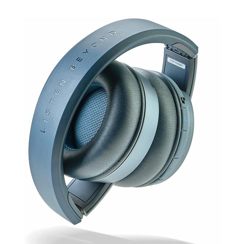 Focal Cascos Listen Chic Inalámbricos Bluetooth Azules Blue Cerrados