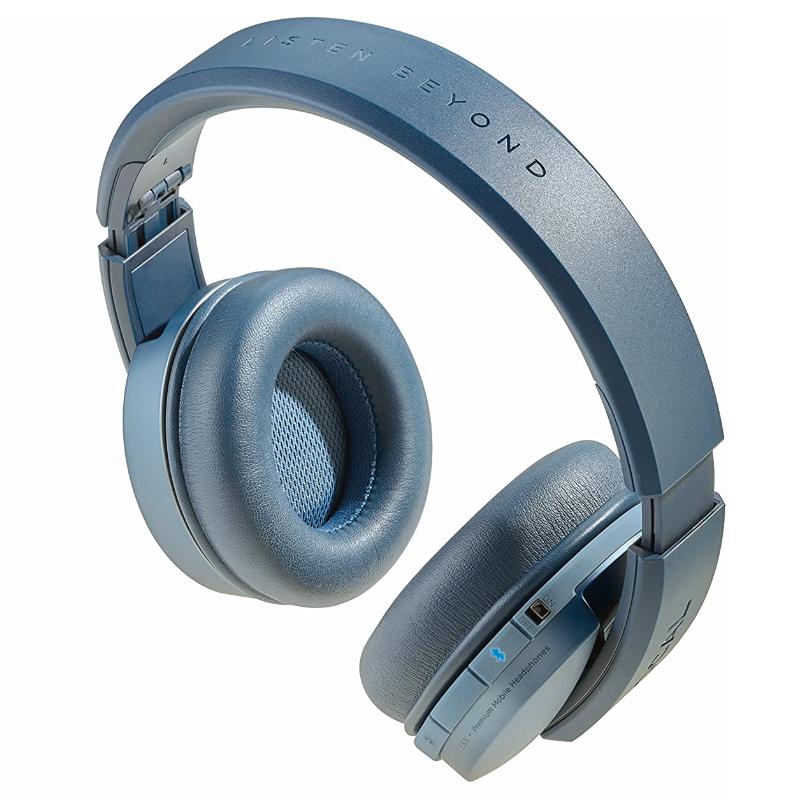 Focal Cascos Listen Chic Inalámbricos Bluetooth Azules Blue Conexiones