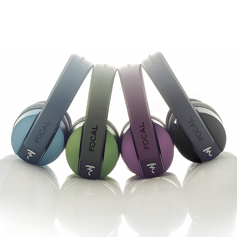 Ver Colores Focal Listen Chic Cascos Auriculares