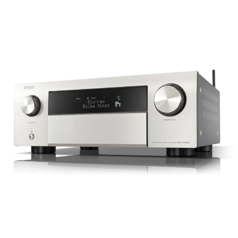 Amplificador AV con control por voz Denon AVC X4700H