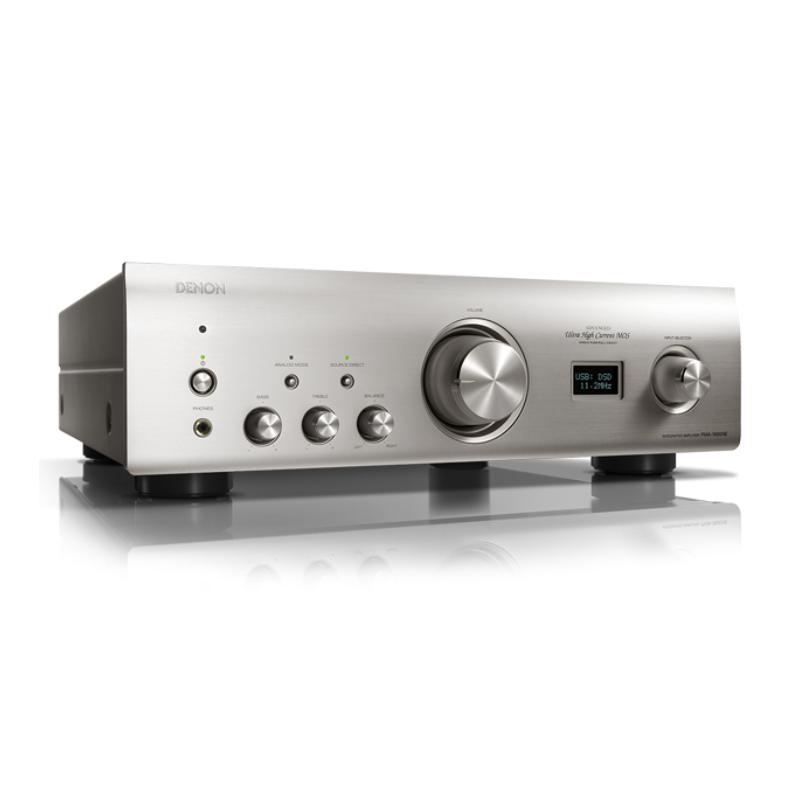 Comprar Denon Amplificador Integrado Modo DAC PMA-1600NE Plata