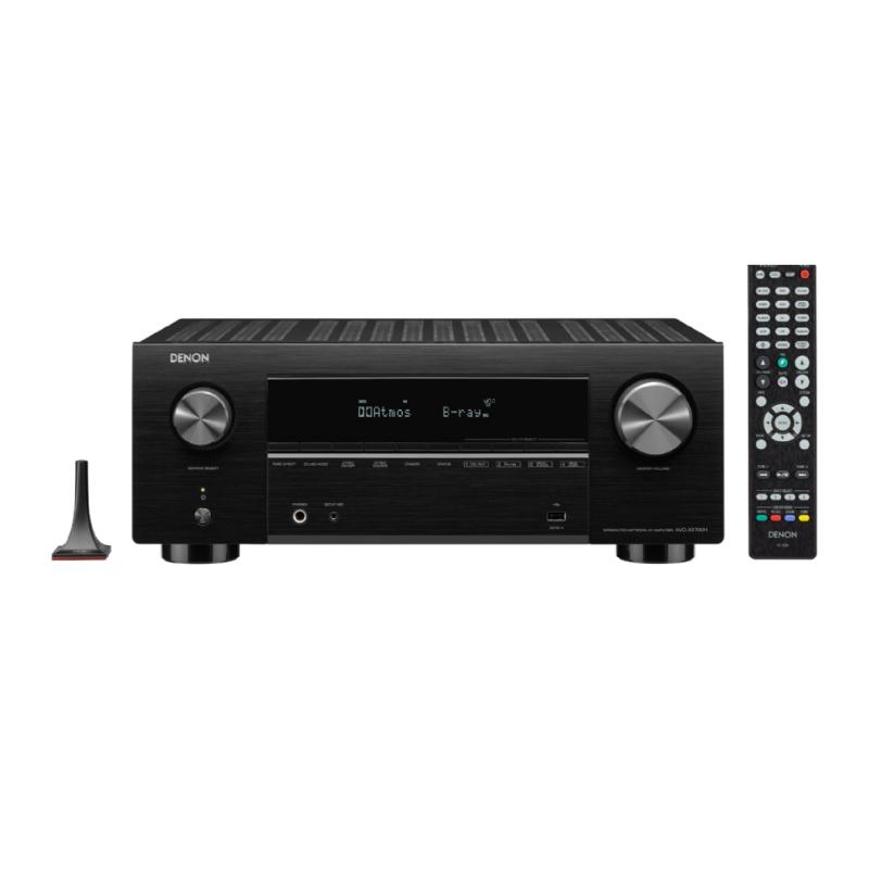 Comprar Online Denon Amplificador AV Receptor AVC X3700H