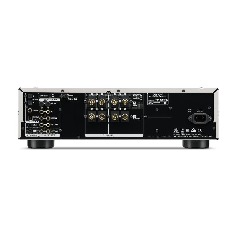 Conexiones Amplificador Denon PMA 1600NE