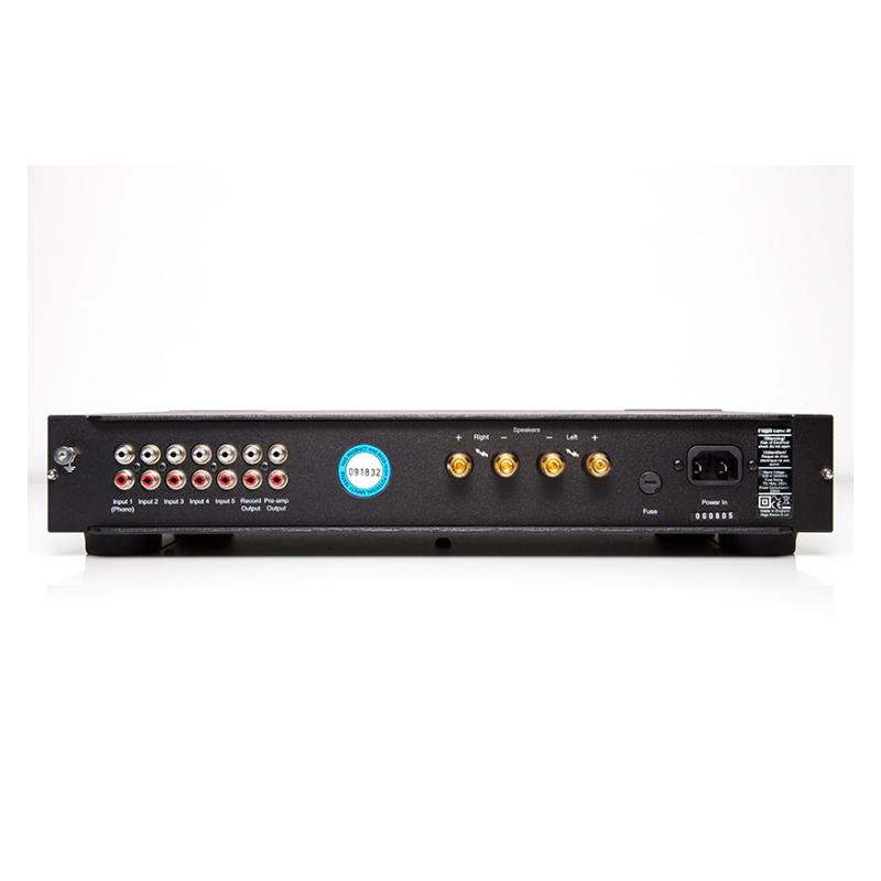Conexiones Amplificador Rega ELEX-R