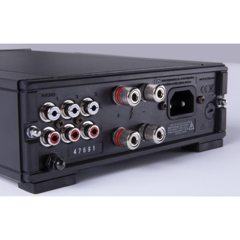 Conexiones Rega Amplificador IO
