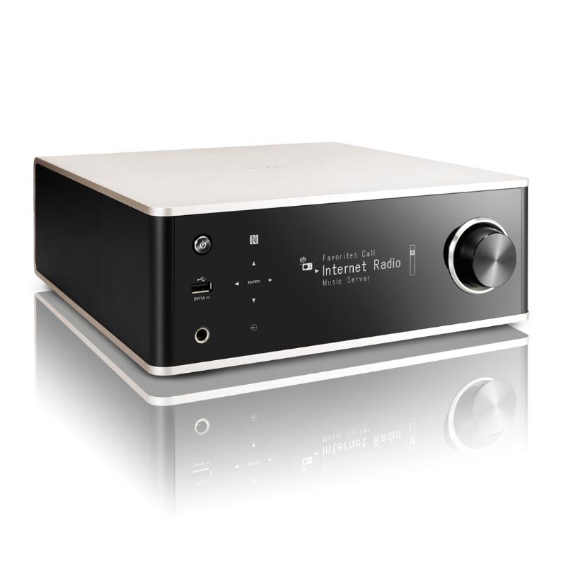 Denon Receptor Estéreo Amplificador DRA-100 conexión red