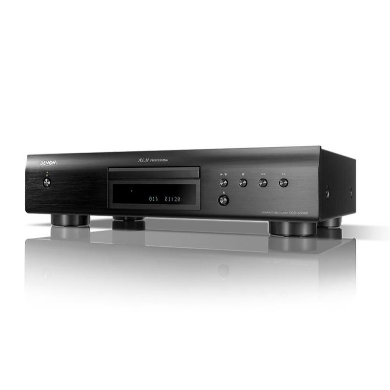 Denon Reproductor de CD DCD-600NE negro
