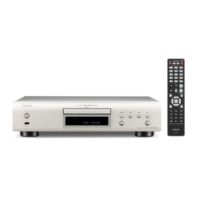 Denon Reproductor CD DCD-800Ne Plata Silver