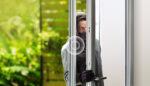 Protección contra robo vivienda domótica
